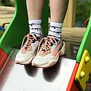 """Белые носки Sunny Focks """"Калашников"""", фото 3"""
