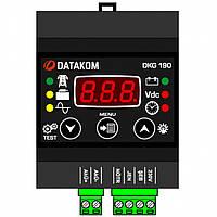 DATAKOM DKG-190  Контроллер заряда аккумуляторных систем электропитания