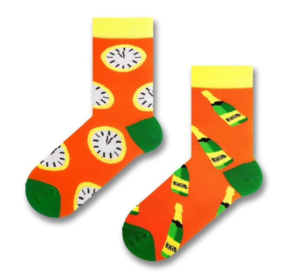 """Новогодние носки """"Shampusik"""" от SOX"""
