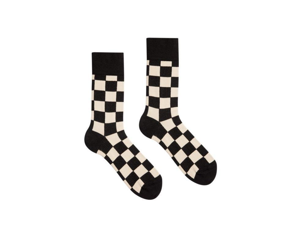 Шкарпетки в стилі шахової дошки від Sammy-Icon