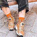 Помаранчеві шкарпетки CHOLULA від Sammy-Icon, фото 3