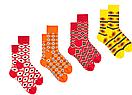 Красные носки CUZCO от  Sammy-Icon, фото 2