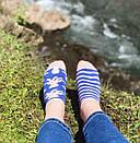 Яркие летние носки с осьминогами и полоской Octo Short от Sammy Icon, фото 3