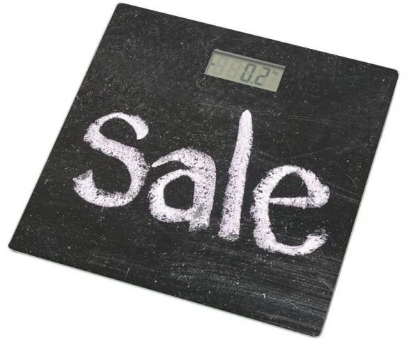 Ваги електронні GRUNHELM BES-1SL (Sale) макс. вага 180 кг
