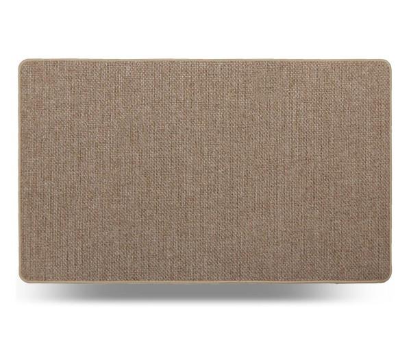 Килим універсальний Dariana Поліестер, 70*120 см (бежевий)