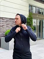 Толстовка мужская Nike Tech Fleece / CLO-111 (Размеры:M,XL,2XL)