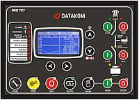 DATAKOM DKG-727 Контроллер параллельной работы группы генераторов со внешней сетью