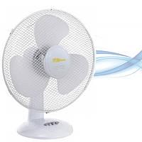 Настільний вентилятор Table Fan OD-0316 Opera Digital 2 швидкості 16 дюймів