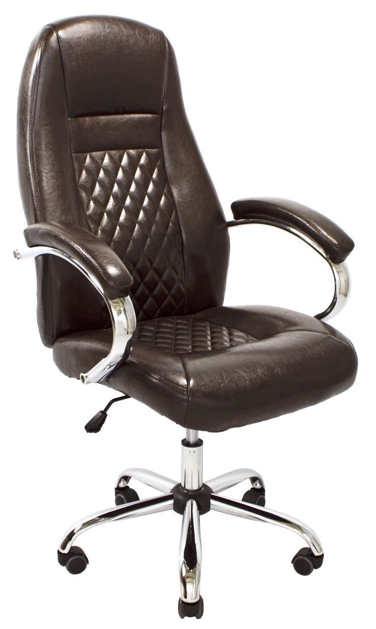 Компьютерное кресло Флоренция Ю (Хром)