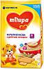 Молочна каша Milupa швидкорозчинна мультизлакова з дитячим печивом, 210 г