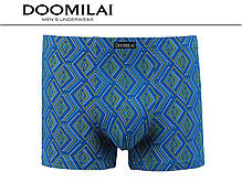 Мужские боксеры стрейчевые из бамбука  Марка  «DOOMILAI» Арт.D-01376, фото 2