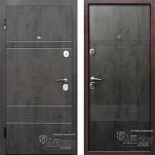 Дверь входная металлическая ABWEHR,Louna (246),Nova,Avers,бетон,960х2050 правая