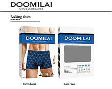 Мужские боксеры стрейчевые из бамбука  Марка  «DOOMILAI» Арт.D-01371, фото 2