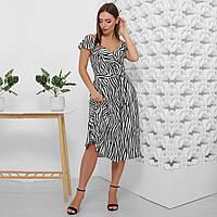 """Модное летнее платье-сарафан 2020 """"Неаполь"""", фото 1"""