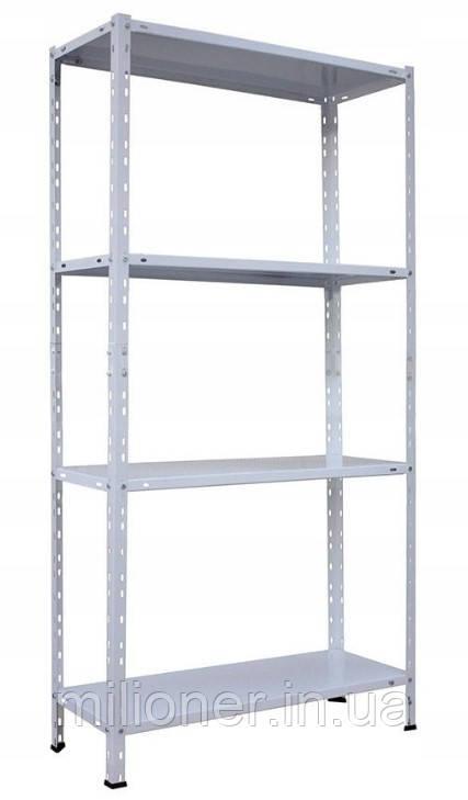 Стеллаж металический Metalkas NC1 150x75x30