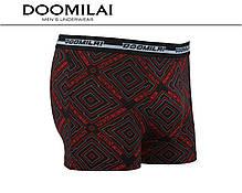 Мужские боксеры стрейчевые из бамбука  Марка  «DOOMILAI» Арт.D-01377, фото 3