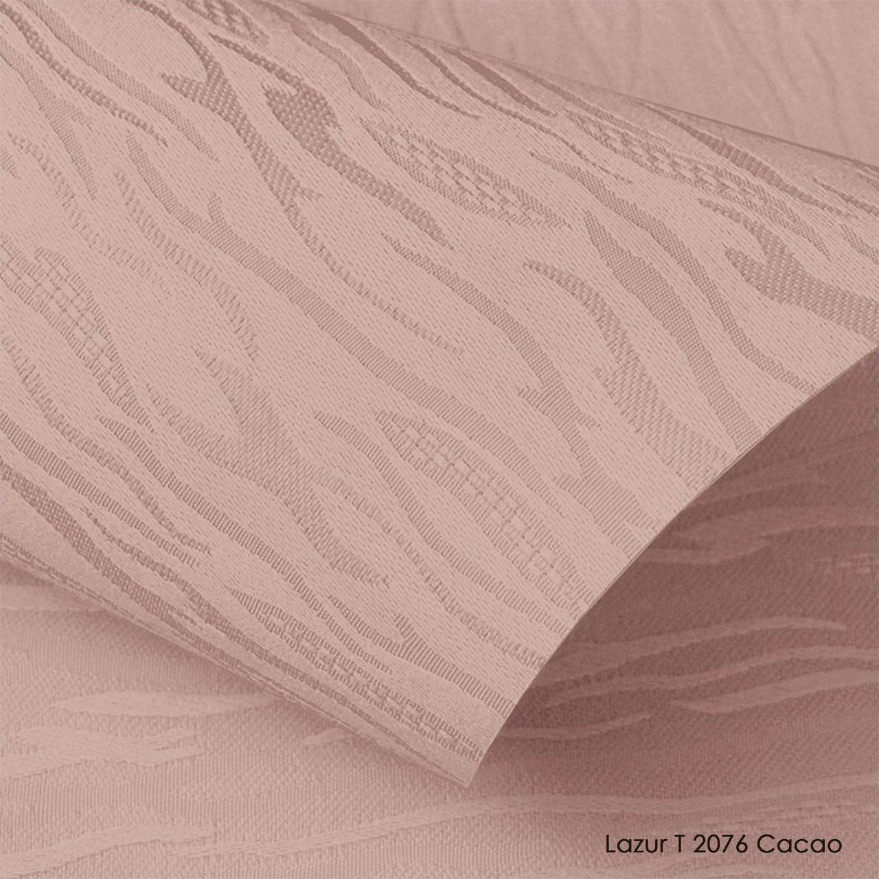 Ролети тканинні Lazur T 2076 Cacao