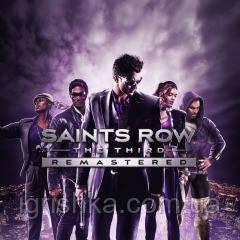 Saints Row: The Third Remastered Ps4 (Цифровой аккаунт для PlayStation 4)