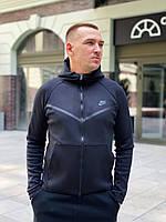 Толстовка мужская Nike Tech Fleece / CLO-116 (Размеры:L,XL)