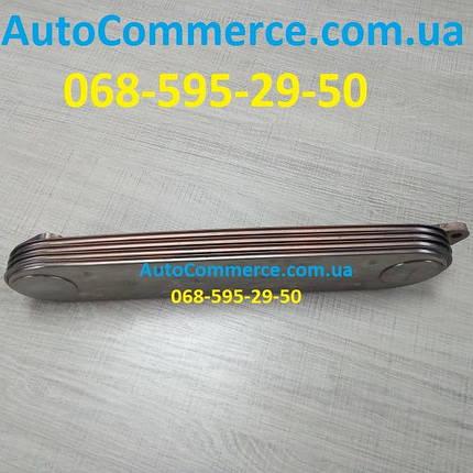 Радиатор масляный теплообменник Isuzu NQR71/75 Исузу, Богдан А092 (8973341011), фото 2
