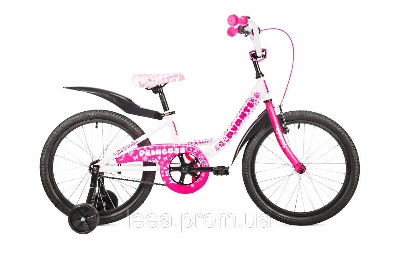 """Детский велосипед 20"""" Avanti Princess от 7- 11 лет"""