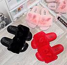 Хутряні капці з вушками,3 кольори, фото 7