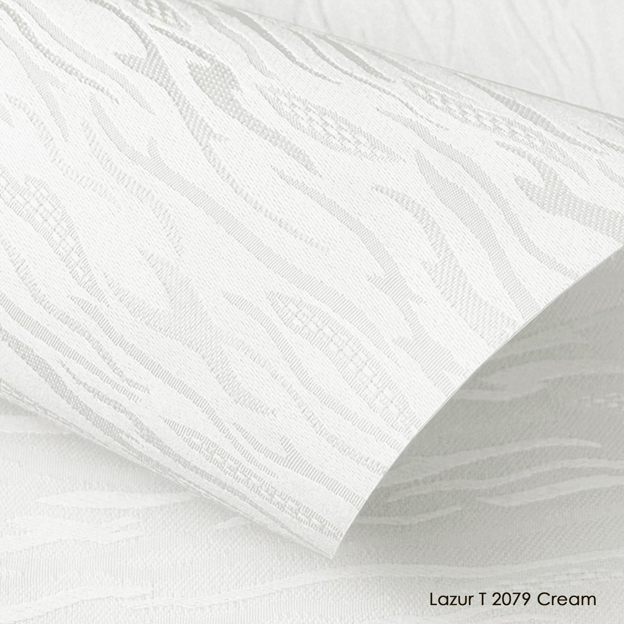 Ролети тканинні Lazur T 2079 Cream