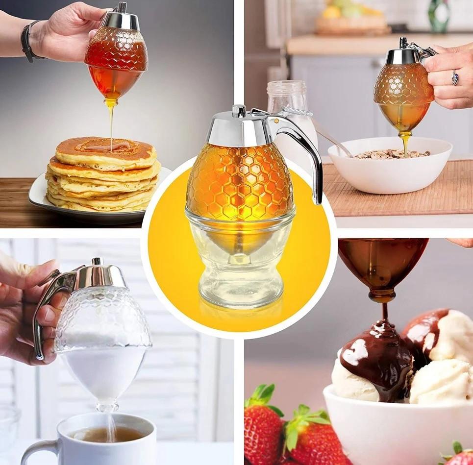 Диспенсер для меда Honey Dispenser | Дозатор для меда и соусов