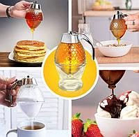 Диспенсер для меда Honey Dispenser | Дозатор для меда и соусов, фото 1