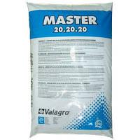 Удобрение комплексное - МАСТЕР (Master) NPK 20.20.20 (Valagro) ФАСОВКА 1 кг