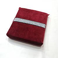 Подушка с резинкой гимнастическая тренировочная для растяжки