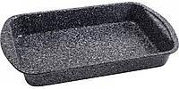Форма для выпечки 38,2х24,5х5,2 cм Maxmark MK-T38G - прямоугольная