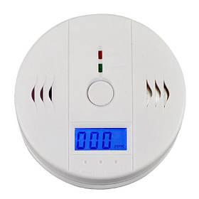 Індикатори та сигналізатори газів, аналізатори повітря, датчики диму, води
