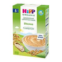 Безмолочна органічна каша HiPP вівсяна, 200 г