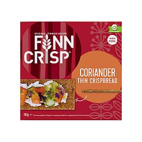 Сухарики житні Coriander з коріандром 180г Finn Crisp