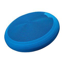 Балансировочная подушка (сенсомоторная) массажная 4FIZJO XXL MED+ 4FJ0130 Blue для дома и спортзала