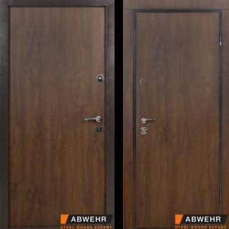 Дверь входная металлическая ABWEHR,Protect,Protect,Kale,Дуб темный,860х2050,правая