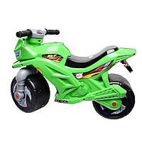Мотоцикл 2-х колесный, зеленый, ТМ Орион, 501ЗЕЛ