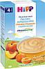 Молочная каша HiPP Рисово-кукурузная Персики-Абрикосы с пребиотиками 250 г