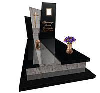 Пам ятник гранітний Елітний в італійському стилі 5019