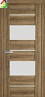 Дверь межкомнатная Новый стиль Аскона ПВХ Вива  бук шато