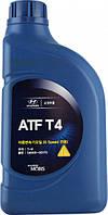 Трансмісійне масло Mobis (Hyundai/Kia) ATF T4 1л