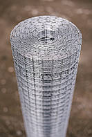 Сетка Сварная оцинкованная 25х12,5 мм Ø 1,4 мм высота 1 м рулон 30 м, фото 1