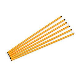 Набір гімнастичних палиць (6 шт) Gonge