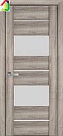 Дверь межкомнатная Новый стиль Аскона ПВХ Вива  бук баварский