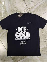 Футболка  мужская  Ice Gold  (размеры : S-2XL норма) Турция