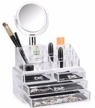 Зеркала и органайзеры для макияжа