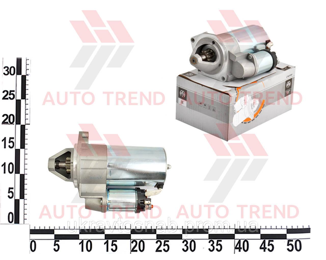 Стартер ВАЗ 2101-07, 21213, 2123, на постійних магнітах, н/о 12В, 1,55 кВт, (редукторний)