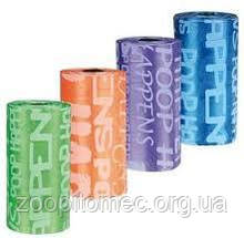 Пакеты для уборки за собакой Trixie 22843 1 рулон (20 пакетов)