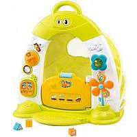 Функциональный дом-палатка Smoby Toys Cotoons со звуковым и световыми эффектами (110400)